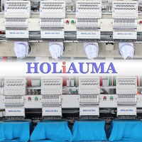 The Best 15 colors Four Head Embroidery Machine Similar to tajima 4 heads embroidery