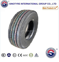 2015 best chinese brand solid rubber heavy duty truck tire 315/80r22.5