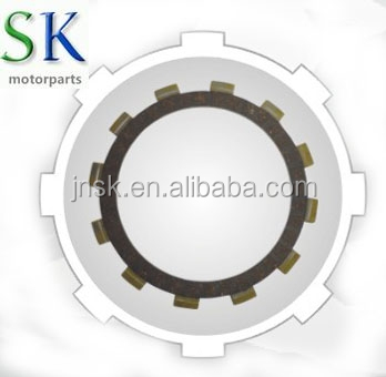 China manufacturer High performance motorcycle and scooter parts GN250 Clutch Plate