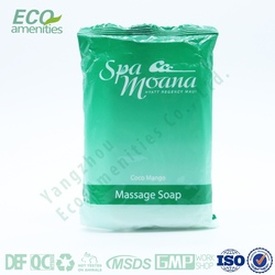 wholesale high quality massaging SOAP for spa