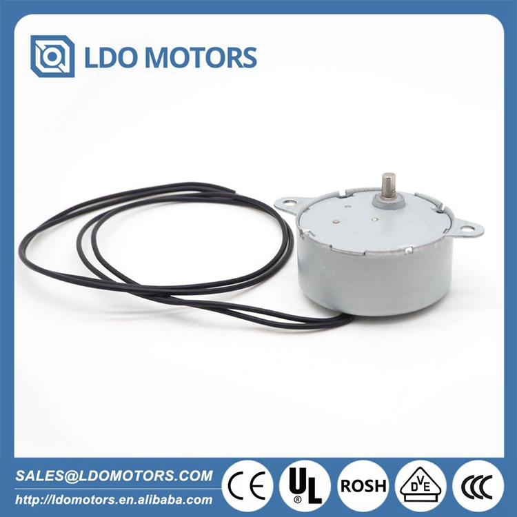 China new innovative product CE ROHS 110v ac motor synchronous