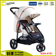 Fancy Baby Bicycle Trailer Jogger Softtextile Stroller Baby