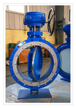 Certified to ISO-9001 full lug cast iron wafer type butterfly valve