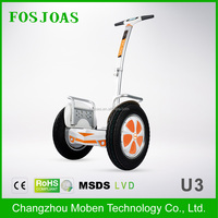 Factory Supply Airwheel S5 Fosjoas U3 offroad dubai electric sea scooter Foldable Handle LED Lights