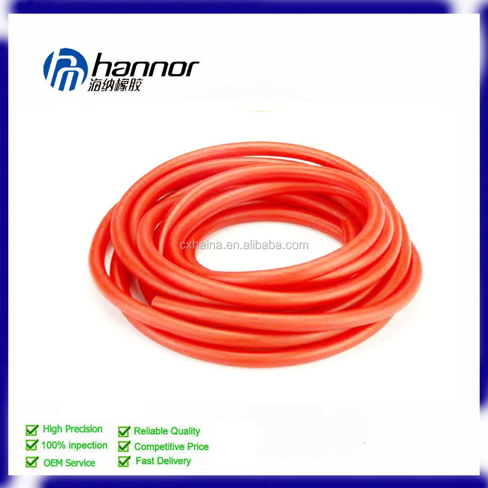 24mm Silicone rubber o ring cord