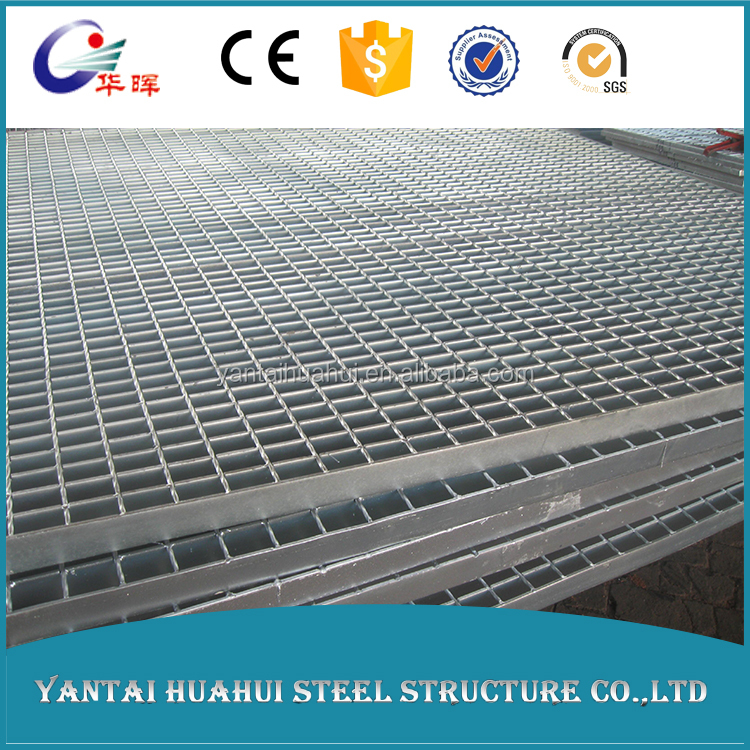Chinese manufacturer High quality galvanized steel grating prices