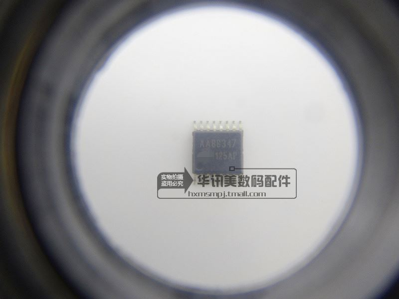 Integrated circuit packaging TSSOP16 AA88347 chip-HXMS3