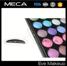4 colors cosmetics eyeshadow Custom Logo Black Box 88 Colors#7 eyeshadow Palette