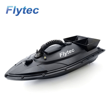 Flytec 2011-5 RC Boat 500M Fish Finder Tools RC Fishing Bait Boat 2 In 1 Remote Control Boat For Baiting And Entertainment