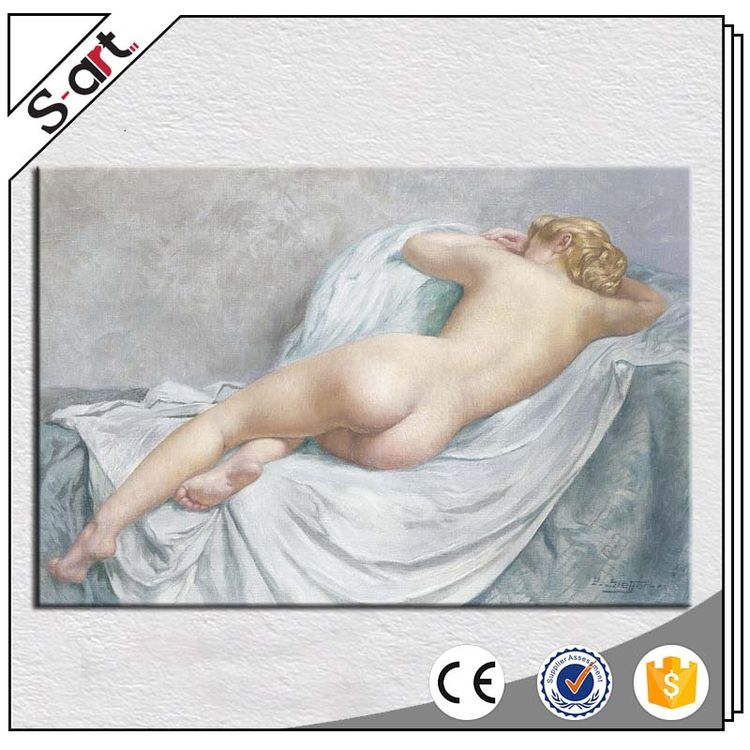 Multi-style popular nude lady oil paintings canvas