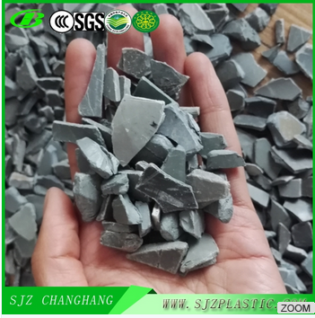 Exw price Injection Rigid Gray PVC Compounds/Powder