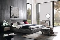 VV CASA European style bedroom furniture mirrored dressing table Foshan China