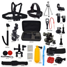 2016 top sale gopros accessories set for gopros heros 4/3+3/2/1