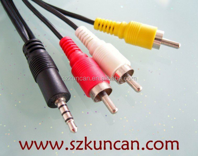 db15 to rca cable