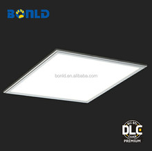 Manufaturer DLC UL Listed LED Panel Light 130lm/w 40w led troffer 2x4 2x2