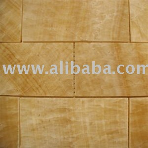 HONEY ONYX POLISHED SUBWAY TILE BRICK MOSAIC PATTERN KITCHEN BACKSPLASH MARBLE STONE GRANITE TRAVERTINE GLASS SHOWER WALL FLOOR