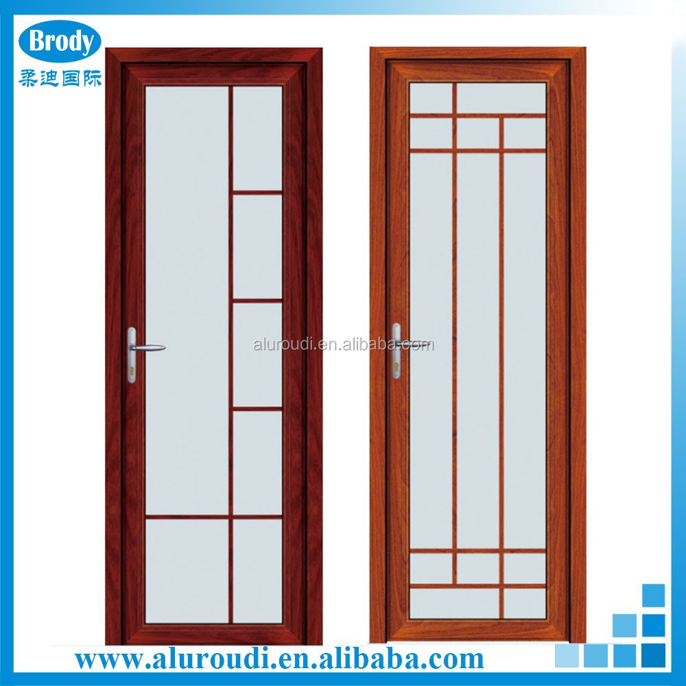 Inward Opening Modern Bathroom Aluminum Casement Door Buy Aluminum Casement Door Modern