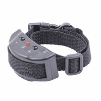 Anti Bark Dog Collar by Pets Finest - Sound & Vibration Anti Bark Dog Collar
