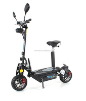 EEC approved 1000W battery power electric scooter