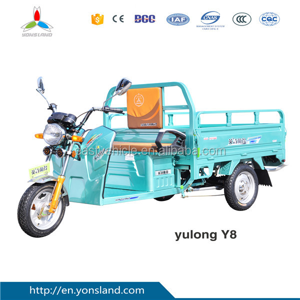 2016 Best Seller Cheap Cargo Electric Tricycle
