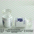 8cc vial label labelled and vacumm cap P1D22H40