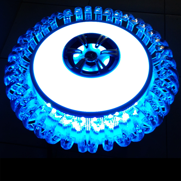 2015 unique design remote control music bluetooth led battery operated led area 51 led grow lights