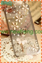 handmade ballet girl cell phone case for iphone 5/5S