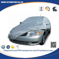 Aliexpress hot sale PEVA waterproof car cover UV resistant car cover