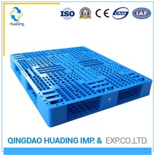 Large1200x1000 mm slip rubber sheet resin plastic pallet