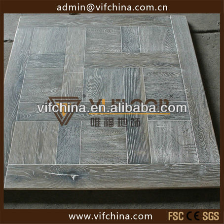 Wood Parquet Flooring For Sale