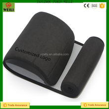 Best quality cheapest body care slimming massage neoprene lumbar belt as seen on tv