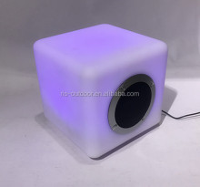 2017 hot sell led mini bluetooth speaker