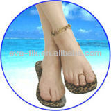 EVA sole nude children beach slippers