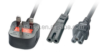 BS power cord EU 13 amp plug