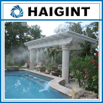 e0310 haigint low pressure new design diy outdoor misting