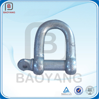 Stainless Steel Hardware Bow Shackle