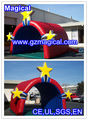 commercial inflatable garage tent