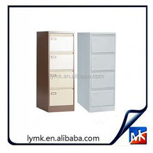 High quality professional office furniture 4 drawer steel horizontal file cabinet office furniture