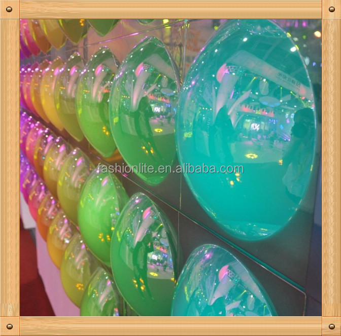 DMX lighting/led disco bubble panel/led stage panel