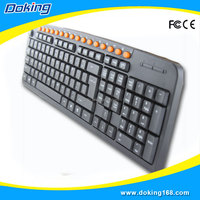 2016 latest hot selling standard wired computer keyboard