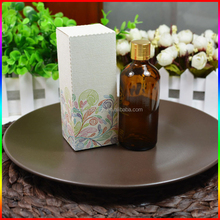 1oz essential oil fancy paper packing box with colorful printing