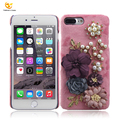 Flowers beads jewelry PC case phone cover for apple iPhone 7/8