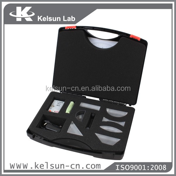 20714.04C Teaching Equipment Optical demonstrator, LASER OPTICAL DISC SET