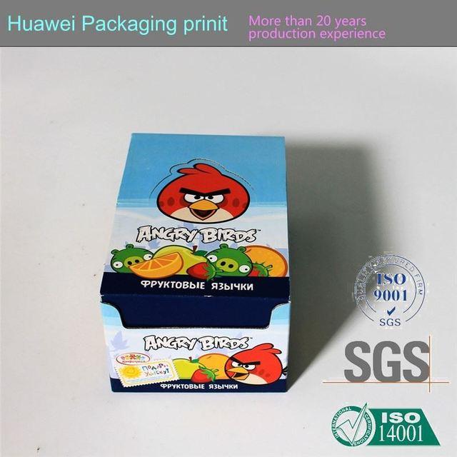Paper catalogue supplier coated paper velvet coin box matt lamination cosmetic box