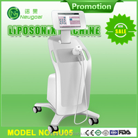 Best Price Lipo Hifu Body Slimming Machine For Fat Reduce Liposonix Beauty Equipment
