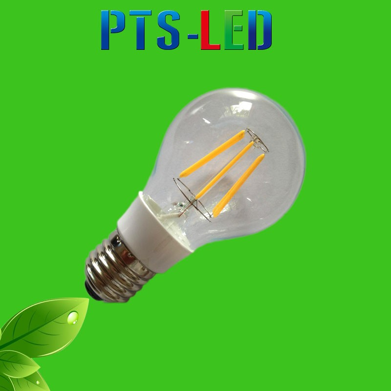 LED filament bulb A60 2W 4W 6W 8W 210-900lm dimmable