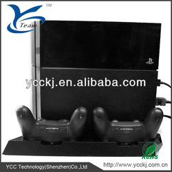 For SONY playstation 4/ps4 console vertical stand OEM welcomed