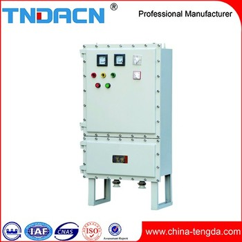 IP66 Explosion Proof Product Electrical Distribution Motor Control Panel Box With Cheap Price