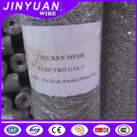 hexagonal wire netting factory price /electro galvanized hexagonal wire mesh
