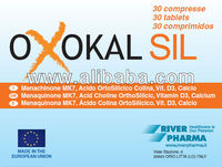 OXOKAL SIL TABLETS - A breakthrough in the treatment of Osteoporosis